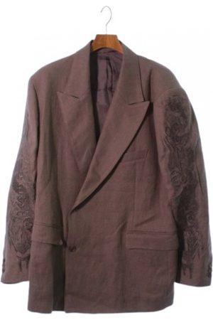 DOUBLET Linen vest