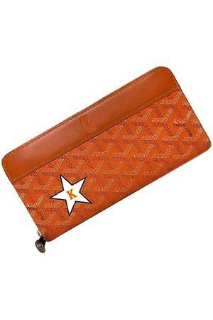 GOYARD Leather small bag