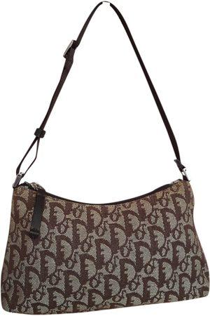 Dior Trotter cloth handbag
