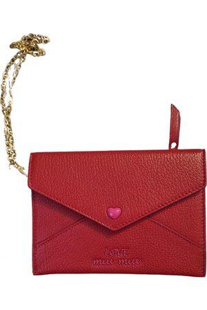 Miu Miu Leather wallet