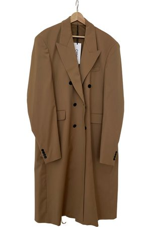 CMMN SWDN Wool trench