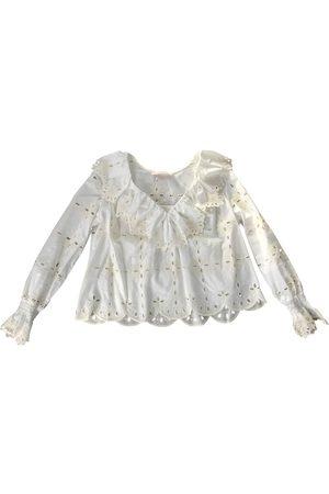 Chloé Women Tops - Cotton Top