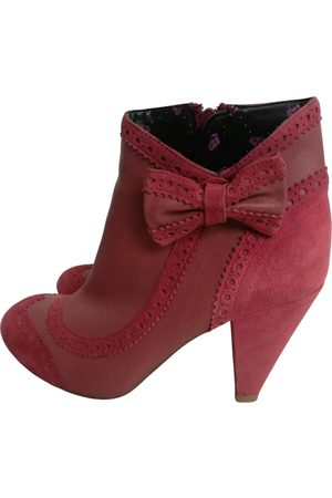 Fornarina Leather ankle boots