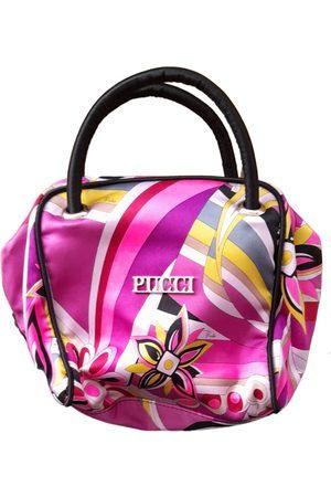 Emilio Pucci Silk handbag