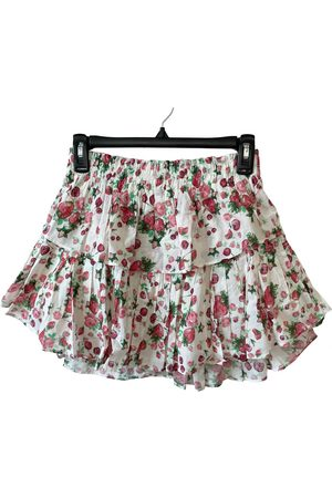 LOVESHACKFANCY Mini skirt