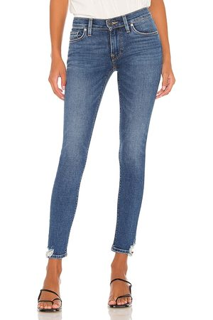 Hudson Women Jeans - Krista Super Skinny Ankle in Blue.
