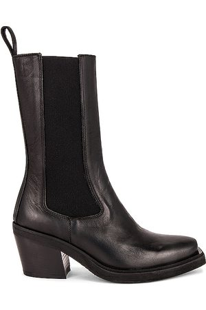 Free People Women Ankle Boots - Huntley High Ankle Boot in .