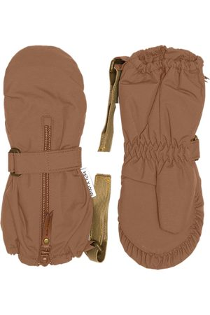 Mini A Ture Kids - Cesar Gloves M Acorn - 6-12 Months - - Ski gloves and mittens