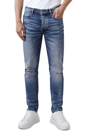 River Island Men's Slim Fit Stretch Jeans