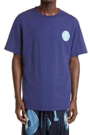 Nicholas Daley Men's Punches Cotton Graphic Tee
