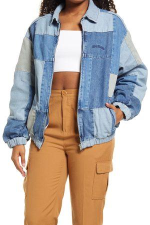 BDG Urban Outfitters Women's Women's Billy Patchwork Denim Jacket