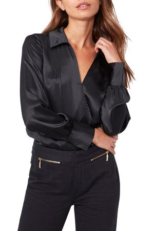 Paige Women's Parisa Long Sleeve Bodysuit