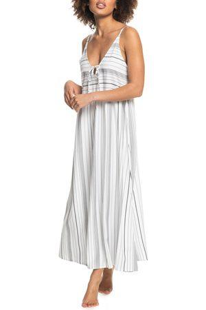 Roxy Women's Love To Go Stripe Beach Dress