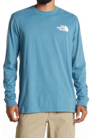 The North Face Men's Men's Long Sleeve Box Logo Tee