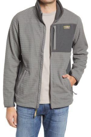 L.L.BEAN Men's L.l. Bean Men's Mountain Classic Windproof Fleece Jacket