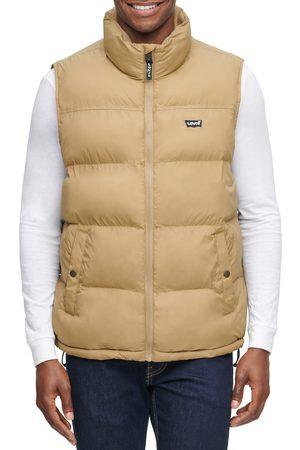 Levi's Men's Water Resistant Puffer Vest