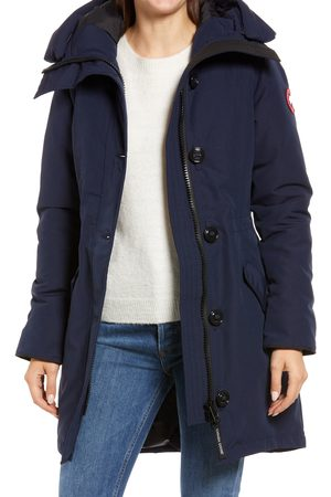 Canada Goose Women's Rossclair Water Resistant 625 Fill Power Down Parka