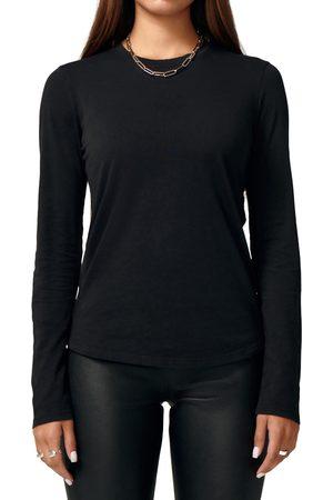 LITA by Ciara Women's Love Long Sleeve Organic Cotton T-Shirt