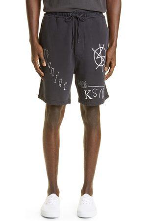 KSUBI Men's Men's Laste Maniac Trak Cotton Shorts