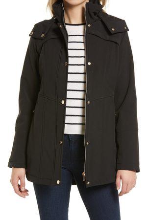 Gallery Women's Women's Hooded Soft Shell Raincoat
