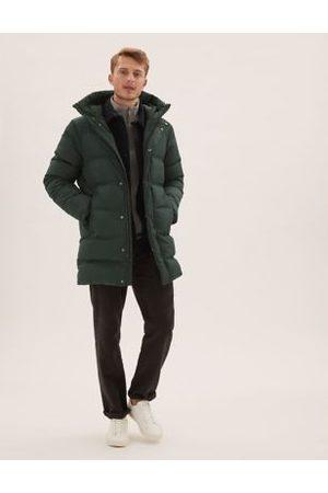 Marks & Spencer Men Parkas - Parka Jacket with Stormwear™