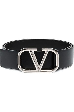 VALENTINO GARAVANI Belts - Vlogo signature leather belt