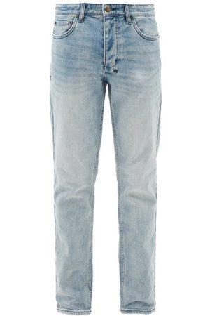 KSUBI Hazlow Philly Straight-leg Jeans - Mens