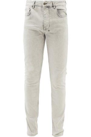 KSUBI Chitch Cloud Atlas Slim-leg Jeans - Mens