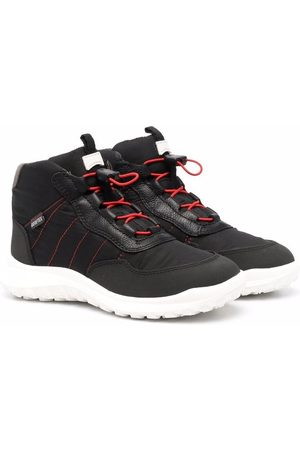 Camper Waterproof lace-up ankle boots