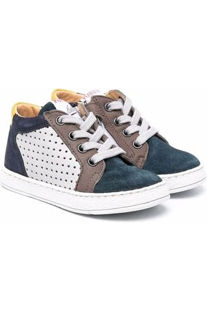 Pom d'Api Perforated-detail sneakers