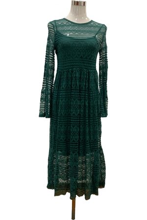 Susy Mix Lace mid-length dress