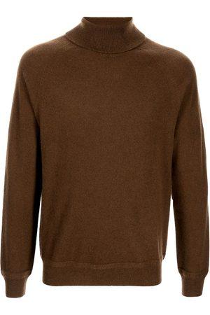MAN ON THE BOON. Men Turtlenecks - Fine-knit rollneck sweater