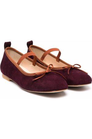 BONPOINT Tokyo ballerina shoes