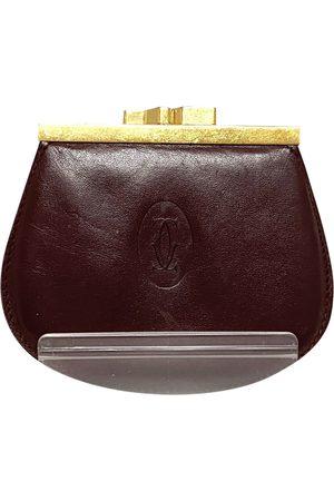 Cartier Women Wallets - Leather purse