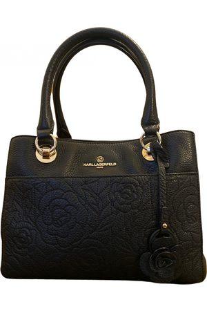 Karl Lagerfeld Leather handbag