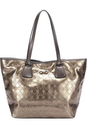Salvatore Ferragamo Patent leather handbag