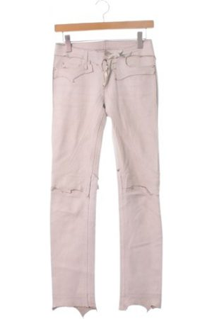 Takahiromiyashita The Soloist Leather trousers