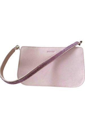 Swarovski Leather handbag