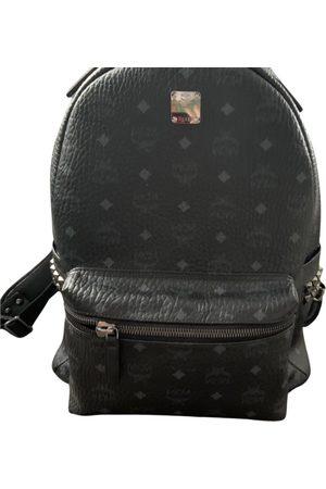 MCM Patent leather travel bag