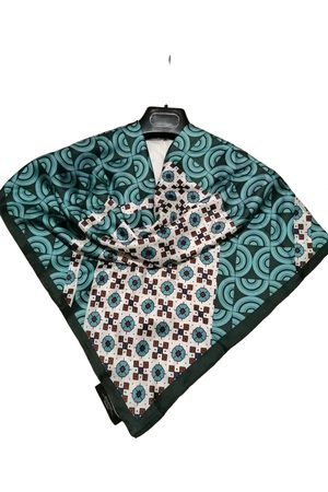 Max Mara Silk neckerchief