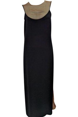 Jean Paul Gaultier Silk maxi dress