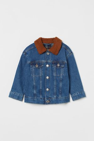 H&M Collared Denim Jacket