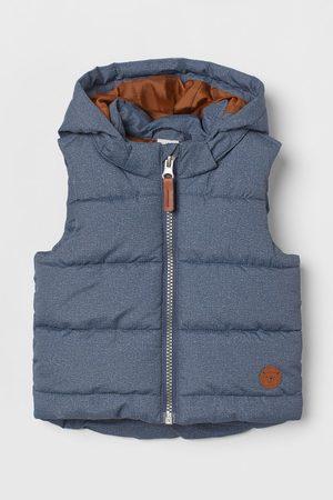 H&M Padded Hooded Vest