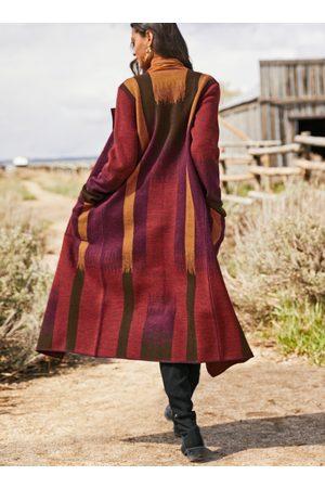 Peruvian Connection Women Coats - Gujarat Knit Coat