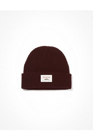 American Eagle Outfitters Men Beanies - O Watchcap Beanie Men's One Size