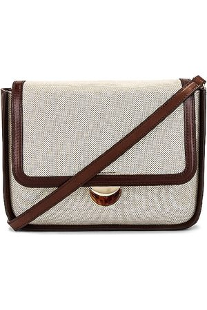 Loeffler Randall Lourdes Bag in Beige.
