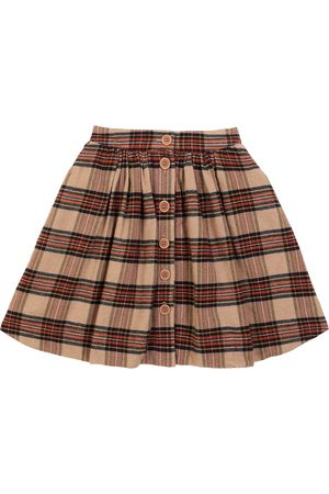 MORLEY Kids Skirts - Mistral checked cotton skirt