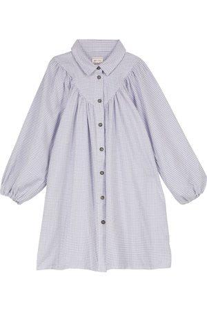 MORLEY Oval Pasubio cotton shirt dress