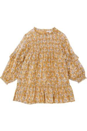 Louise Misha Agatha silk dress