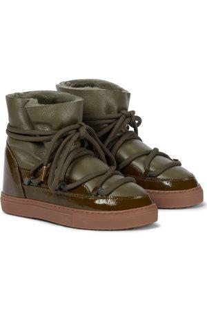 INUIKII Women Snow Boots - Leather-paneled snow boots